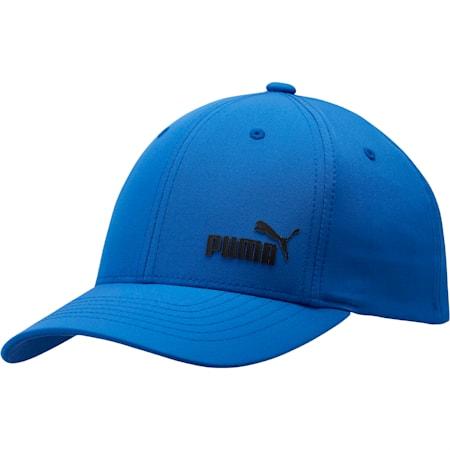 Force Flexfit Cap, BLUE / BLACK, small