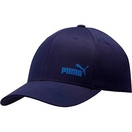 Force Flexfit Cap, Navy Combo, small