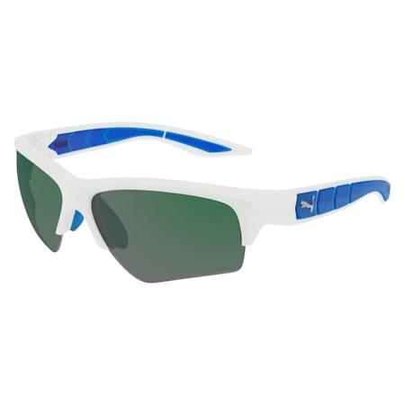Wake Sports Sunglasses, WHITE-WHITE-GREEN, small