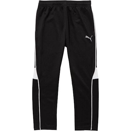 Little Kids' Soccer Pants, puma black, small