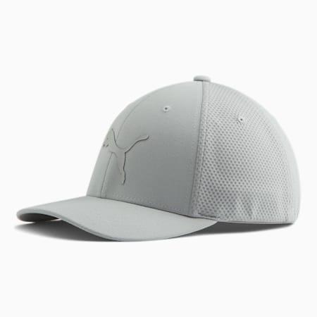Boost Performance Flexfit Cap, LIGHT GREY, small