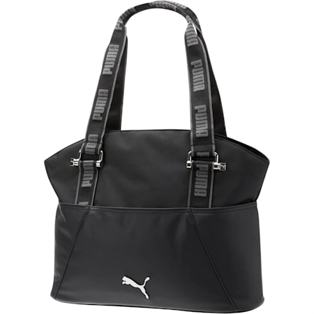 Marnie Tote Bag, Black Grey, small