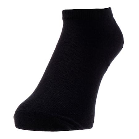 Lifestyle Trainers Socks, white / grey / black, small-SEA