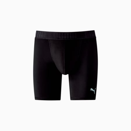 Active Men's Long Boxer 1 pack, black, small-GBR