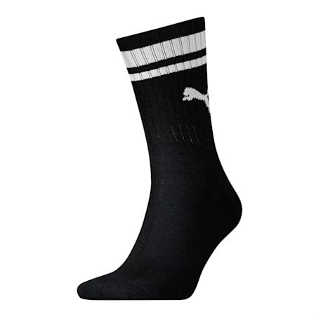 Basic Trainers Socks 1 Pack, black, small-SEA