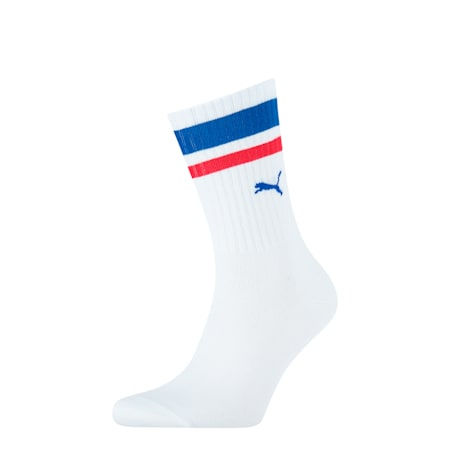 Basic Trainers Socks 1 Pack, white, small-SEA