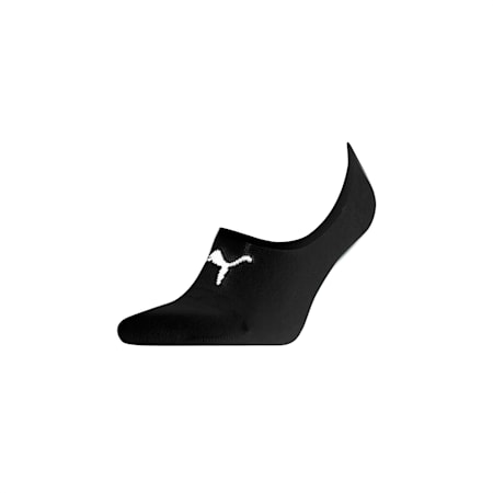 Basic Trainers Footie Socks 1 Pack, black, small-SEA