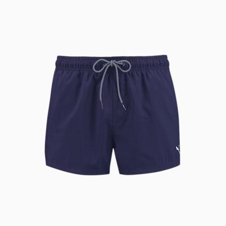 PUMA Men's Short Length Swimming Shorts, navy, small