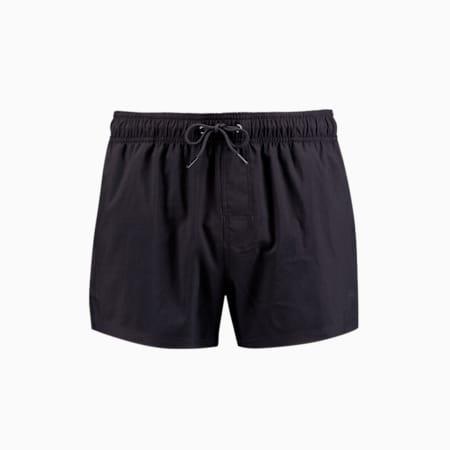PUMA Men's Short Length Swimming Shorts, black, small-GBR