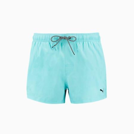 PUMA Men's Short Length Swimming Shorts, angel blue, small-GBR