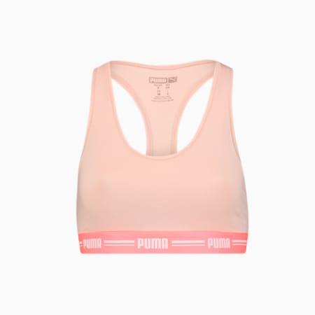 Top olimpionico confezione da 1 donna, light pink, small