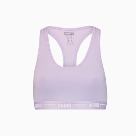 Women's Racer Back Top 1 pack, purple, small