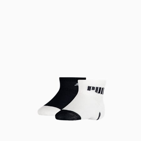 Baby Mini Cats Lifestyle Socks 2 pack, new navy / white, small