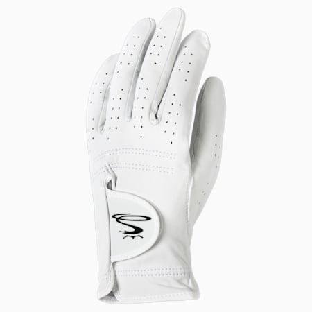 Pur Tour Herren Golf Handschuh Linke Hand, WHITE, small