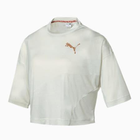 PUMA x NICORON ウィメンズ Tシャツ, Vaporous Gray, small-JPN