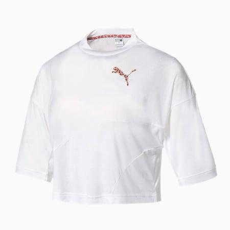 PUMA x NICORON ウィメンズ Tシャツ, Puma White, small-JPN