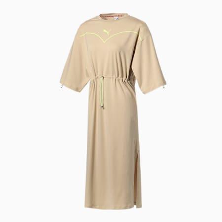 PUMA x NICORON ウィメンズ ドレス, Pale Khaki, small-JPN