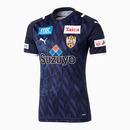 エスパルス 2021 GK ゴールキーパー 半袖 ゲームシャツ ユニフォーム, Peacoat, small-JPN