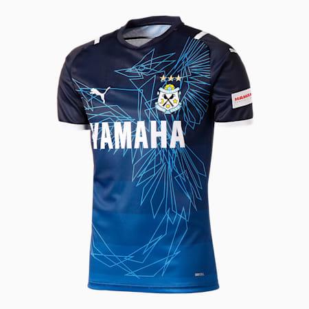 ジュビロ 2021 GK ゴールキーパー 半袖 ゲームシャツ ユニフォーム, PEACOAT, small-JPN