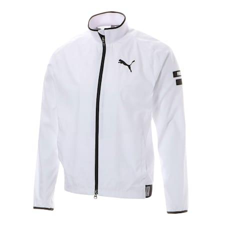 ゴルフ EXVENT ウィンド ジャケット, Bright White, small-JPN