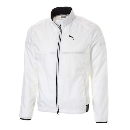 ゴルフ EXVENT ウィンド ライト ウォーム ジャケット, Bright White, small-JPN