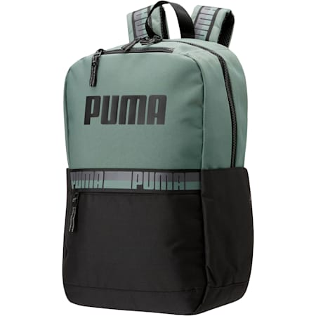 Speedway Backpack, GREEN/BLACK, small