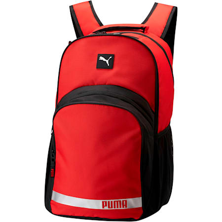 Formation 2.0 Ball Backpack, Medium Red, small