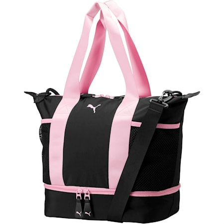 Upward Convertible Tote, Blk/Pink, small