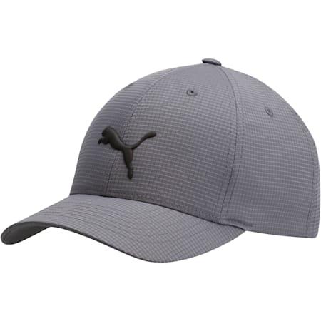 Cubic FLEXFIT Cap, Dark Gray, small