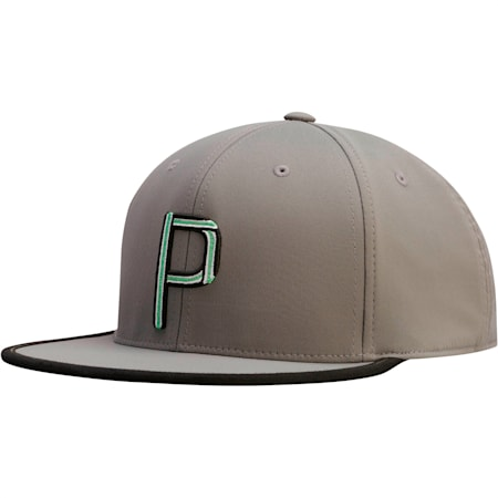 Compound P Snapback, Grey/Black, small