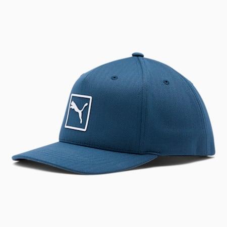 Chromatic Snapback, Dark Blue, small