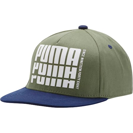 The Impact Adjustable Cap, OLIVE, small