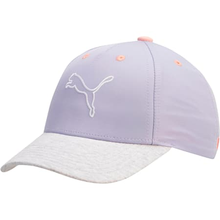 The Varsity Adjustable Cap, LAVENDER, small