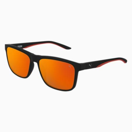 Blaze Sunglasses, BLACK-BLACK-RED, small