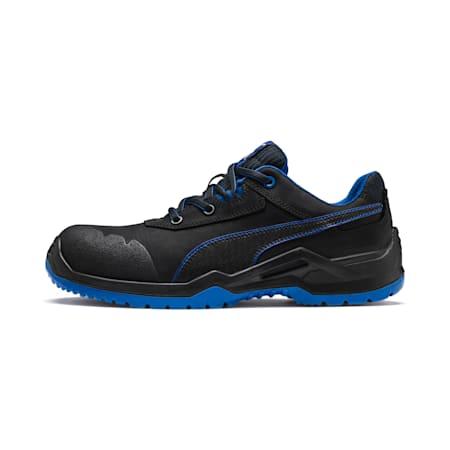 Bezpieczne buty Argon Blue Low S3 ESD SRC, schwarz/blau, small