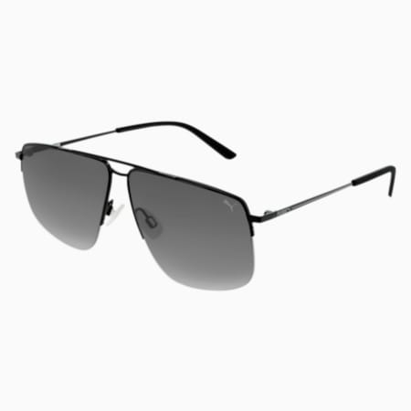 The Weekender Sunglasses, BLACK, small