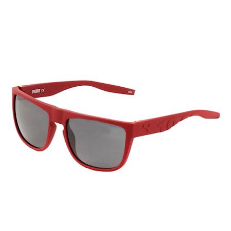 メンズ PU0218S サングラス, RED-RED-SMOKE, small-JPN