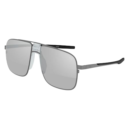 Lookout Sunglasses, RUTHENIUM, small