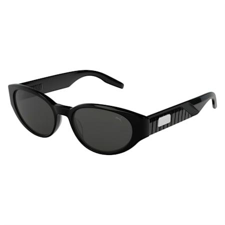 Gafas de sol Cat Eye Victoria Beach, BLACK-BLACK-SMOKE, pequeño