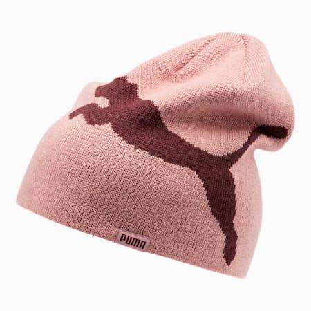 Jumpcat Women's Beanie, Medium Pink, small