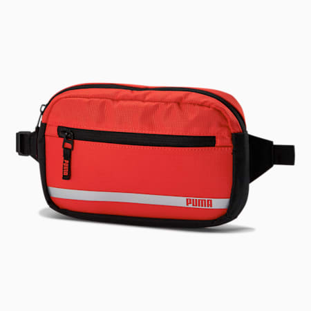 Formation Waist Bag, Medium Red, small