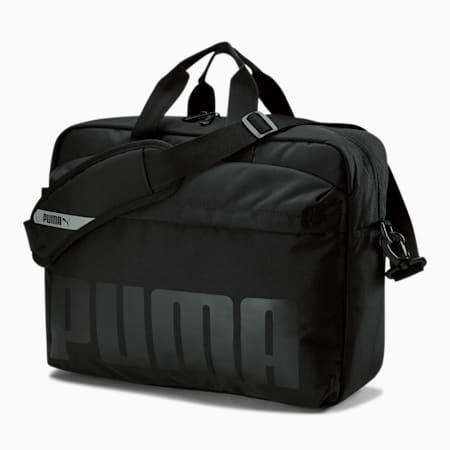 Revision Messenger Bag, Black, small