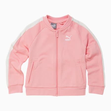 Toddler T7 Track Jacket, BRIDAL ROSE, small
