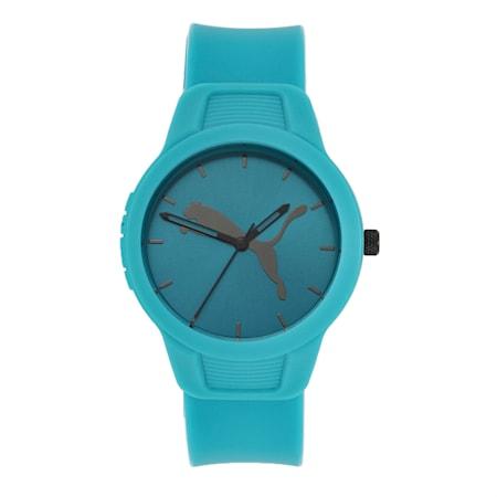 Reset Polyurethane V2 Women's Watch, Blue/Blue, small-IND