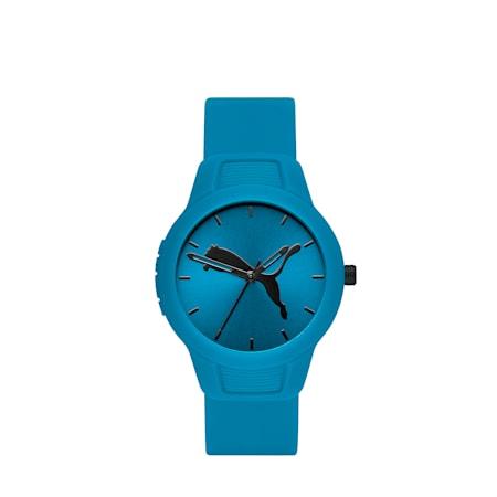 ウィメンズ リセット ポリウレタン V2  時計, Blue/Blue, small-JPN