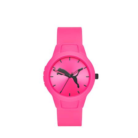 ウィメンズ リセット ポリウレタン V2  時計, Pink/Pink, small-JPN