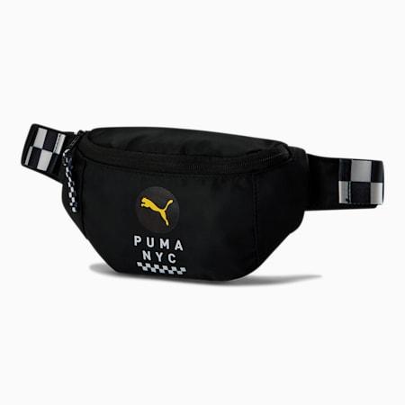 City Gap Waist Bag, Black, small
