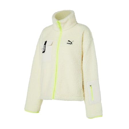트레일 쉐르파 FZ 자켓 여성용/Trail Sherpa FZ Jacket W, whisper white, small-KOR