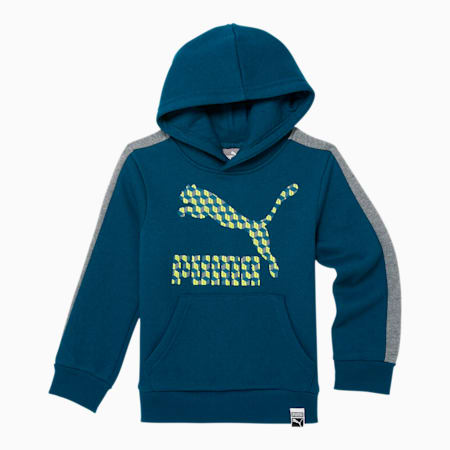 Luxe Pack Toddler T7 Hoodie, GIBRALTAR SEA, small