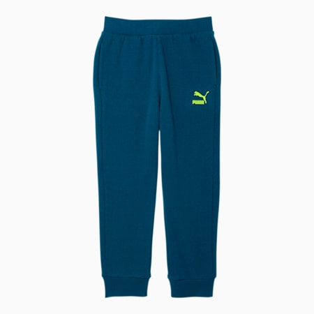 Luxe Pack Little Kids' Joggers, GIBRALTAR SEA, small